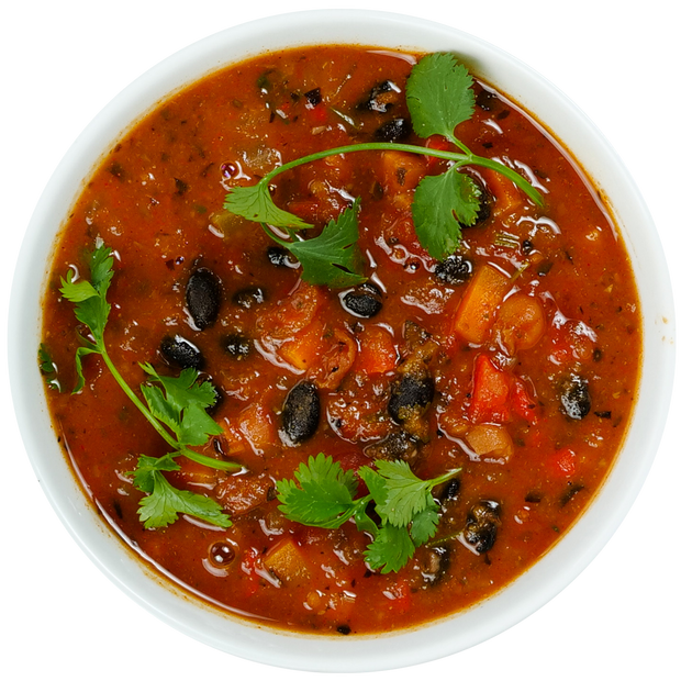 Get Crafted Meals Vegetarian Chili