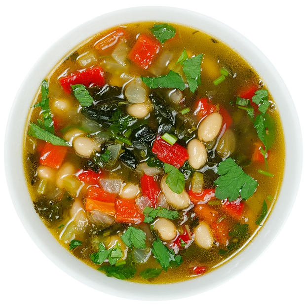 White Bean & Chard Soup