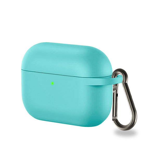 Airpods Pro Silicone Case With Keychain