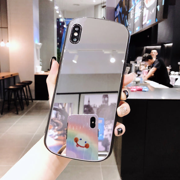 Mirror Phone Case For iPhones