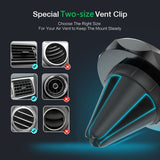 Magnetic Car Air Vent Phone Holder - YeeSales