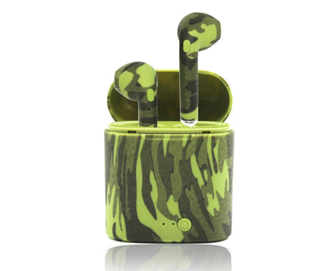 Green Camo SoundPods