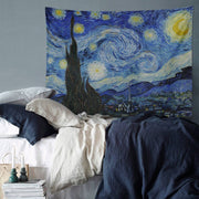 WALLHANG | The Starry Night | Duvar Örtüsü | wallhang.com.tr