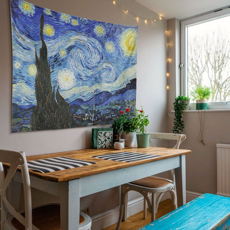 WALLHANG | Starry Night Tapestry