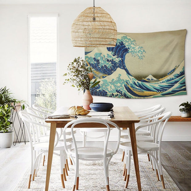 WALLHANG | The Great Wave | Duvar Örtüsü | wallhang.com.tr