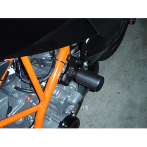 990 Superduke Upper Frame Sliders