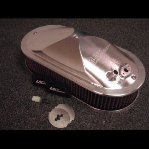 MotoHooligan Airbox Full Kit - K&N, SAS, Resistor, and Butterflies