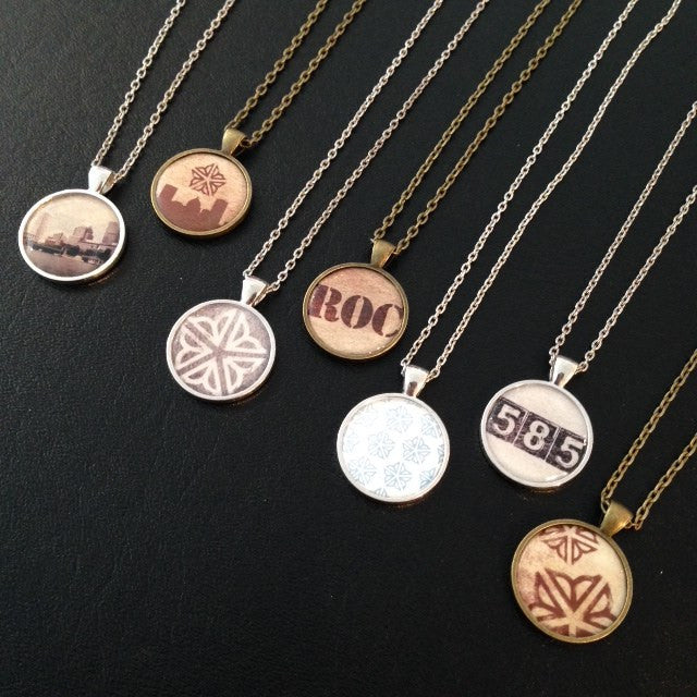 ROC Necklace - 585 Stamped