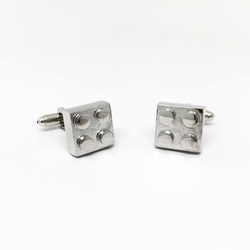 Block Play Cufflinks