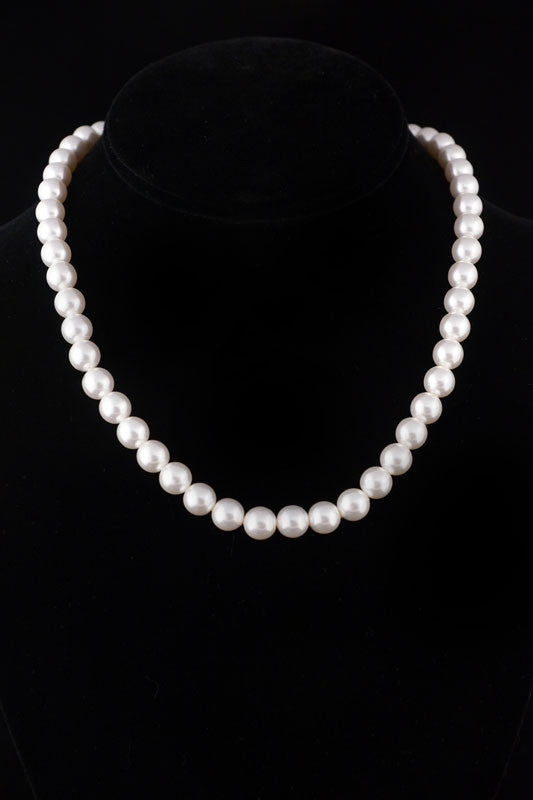 Two Ways Pearl Necklace