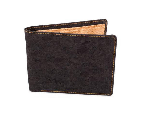 Cork Bi-Fold/Window Wallet (more color)