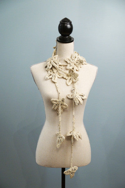 Fall Garland - white
