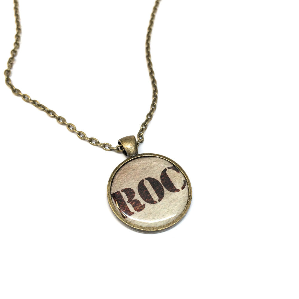 ROC Necklace - ROC Type