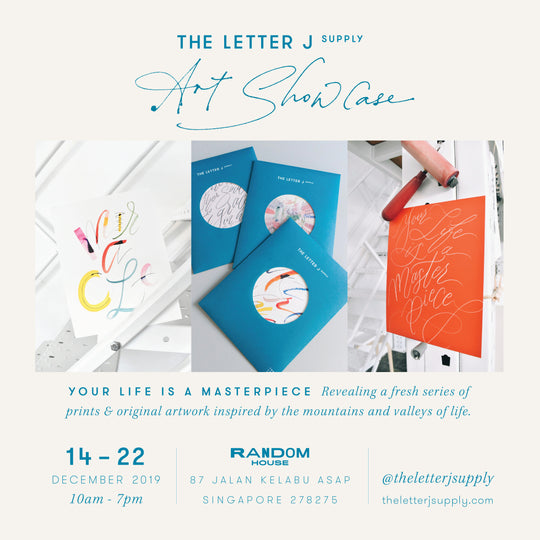 The Letter J Supply