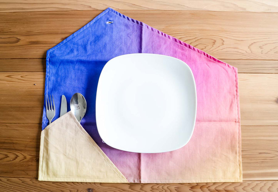 Infinity Foldable Placemat (MTO)