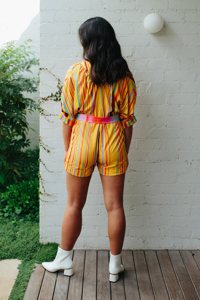 On My Mind Romper (MTO)
