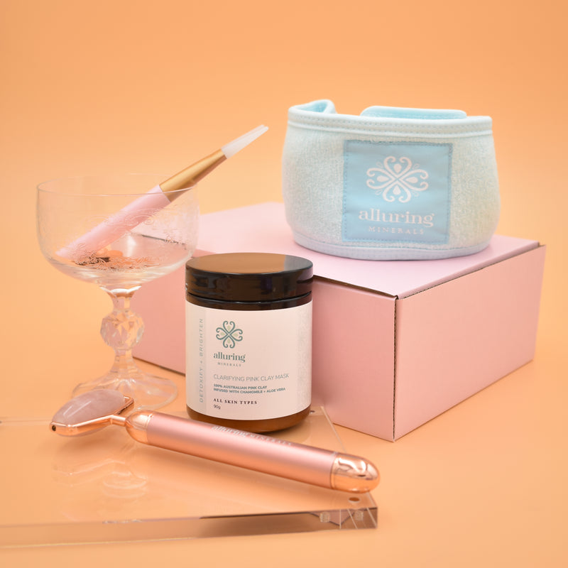 Mother's Day Gift Pack ~ Pamper Pack - Alluring Minerals