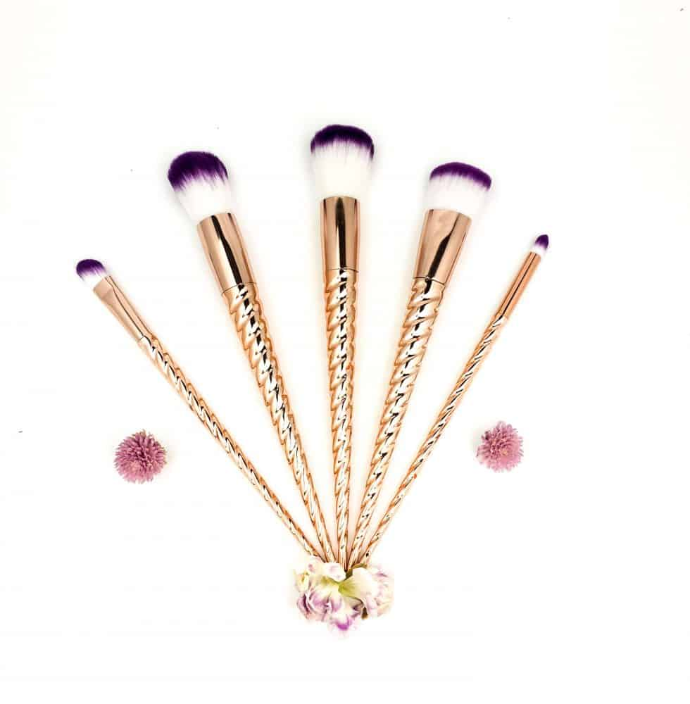 Unicorn Brush Set - Limited Edition - Alluring Minerals