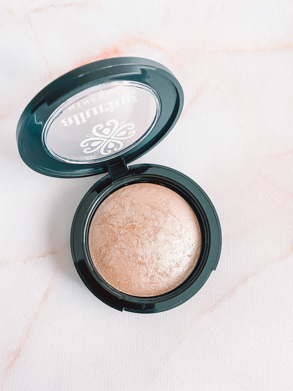 Baked Mineral Highlighter ~ Shine Bright like a... - Alluring Minerals