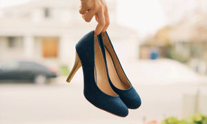 CBD helps to ease pain caused by high heels