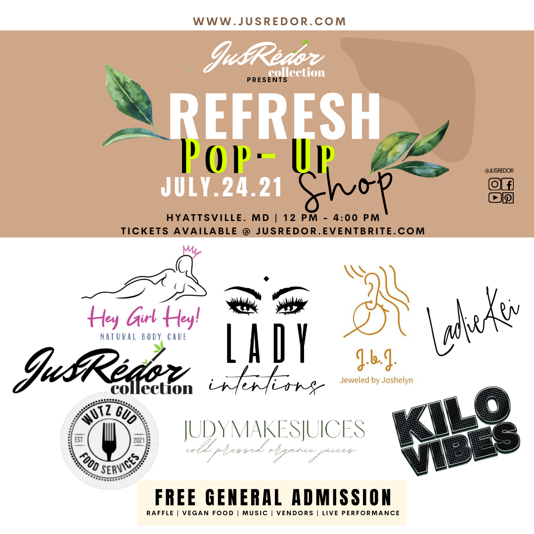Local Vendors Shop Local Businesses Pop-Up Event July 24th