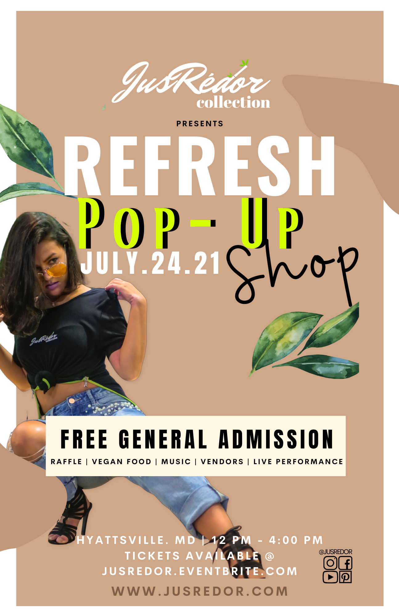 Shop Local Businesses Refresh REFRESH COLLECTION