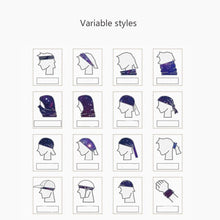 Load image into Gallery viewer, [ King]Seamless Rave Bandana Neck Gaiter Tube Headwear Face Scarf for Women Men