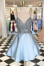 Load image into Gallery viewer, [ Hedy ]Beading Sweetheart HOCO Dress Short Prom Dress Party Dress