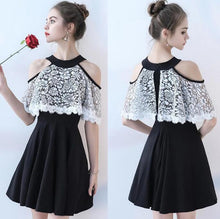 Load image into Gallery viewer, [ Rae ]Lace HOCO Dress Short Prom Dress Party Dress
