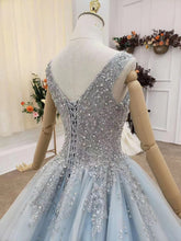 Load image into Gallery viewer, [ Afra ] Beading Top Boho Style Prom Dress