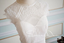 Load image into Gallery viewer, [ Elsa ] Vintage Lace Wedding Dress Tailor-Made Wedding Gown