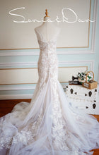 Load image into Gallery viewer, [ Dora ] Vintage Mermaid Lace Wedding Dress Tailor-Made Gown