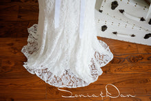 Load image into Gallery viewer, [ Hestia ] Vintage Lace wedding dress Tailor Made Gown