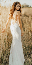 Load image into Gallery viewer, [ Esther ] Open Back Lace Wedding Dress Custom Made