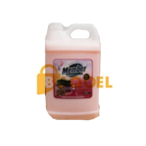 Member Softener Liquid Romantic Fragrance 5 kg