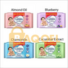 Cussons Baby Wipes 50s