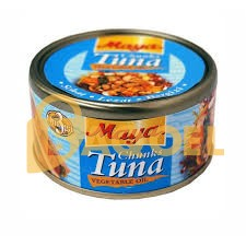 Maya Tuna Vegetable Oil 185gr