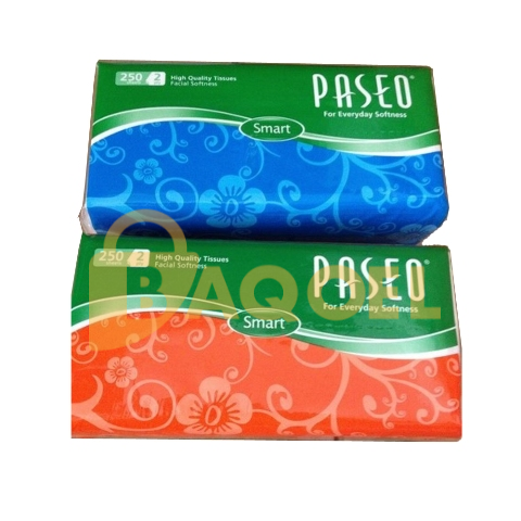 Paseo Tissue Softpack Smart 250's