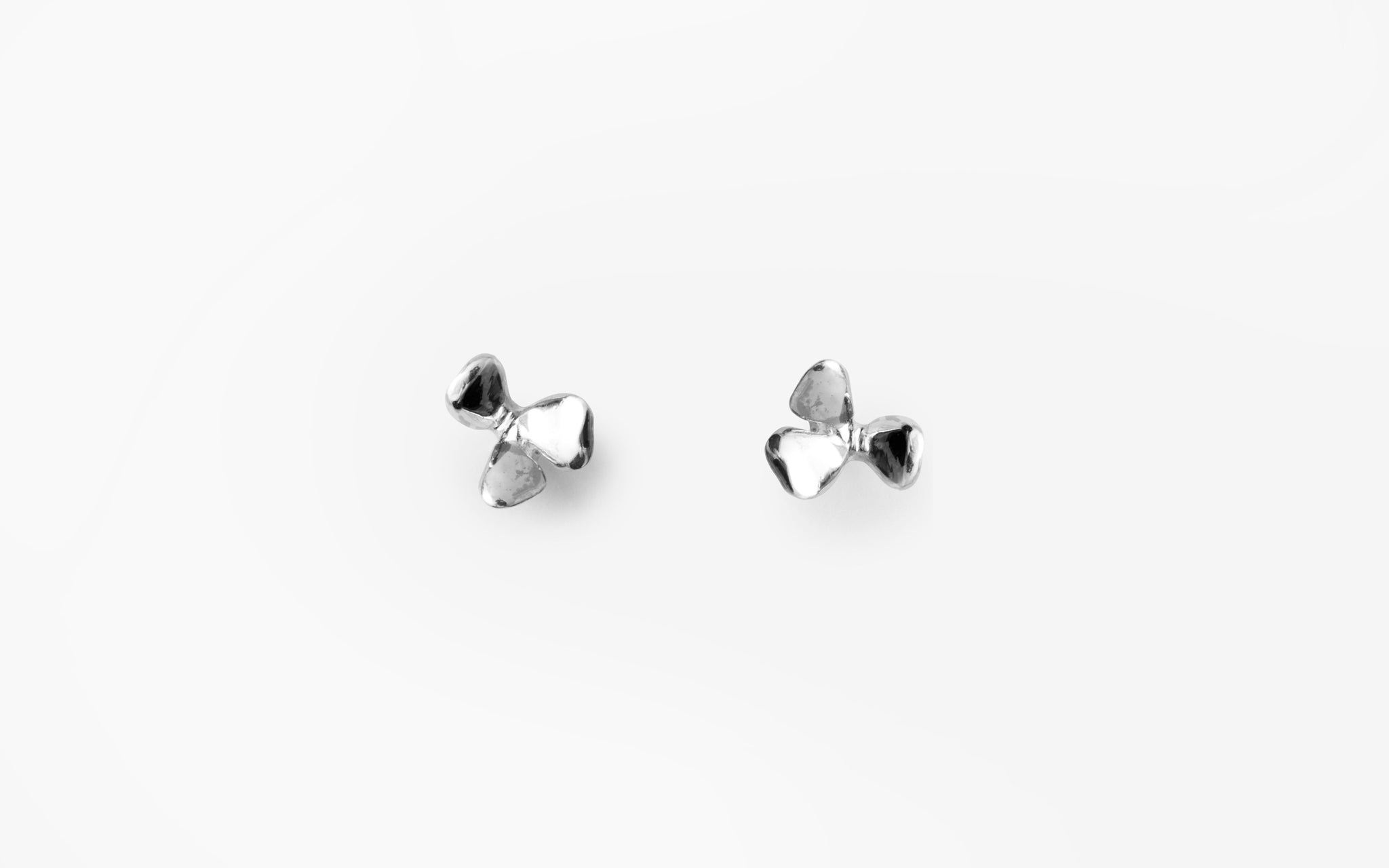 Small Blossoming Earrings
