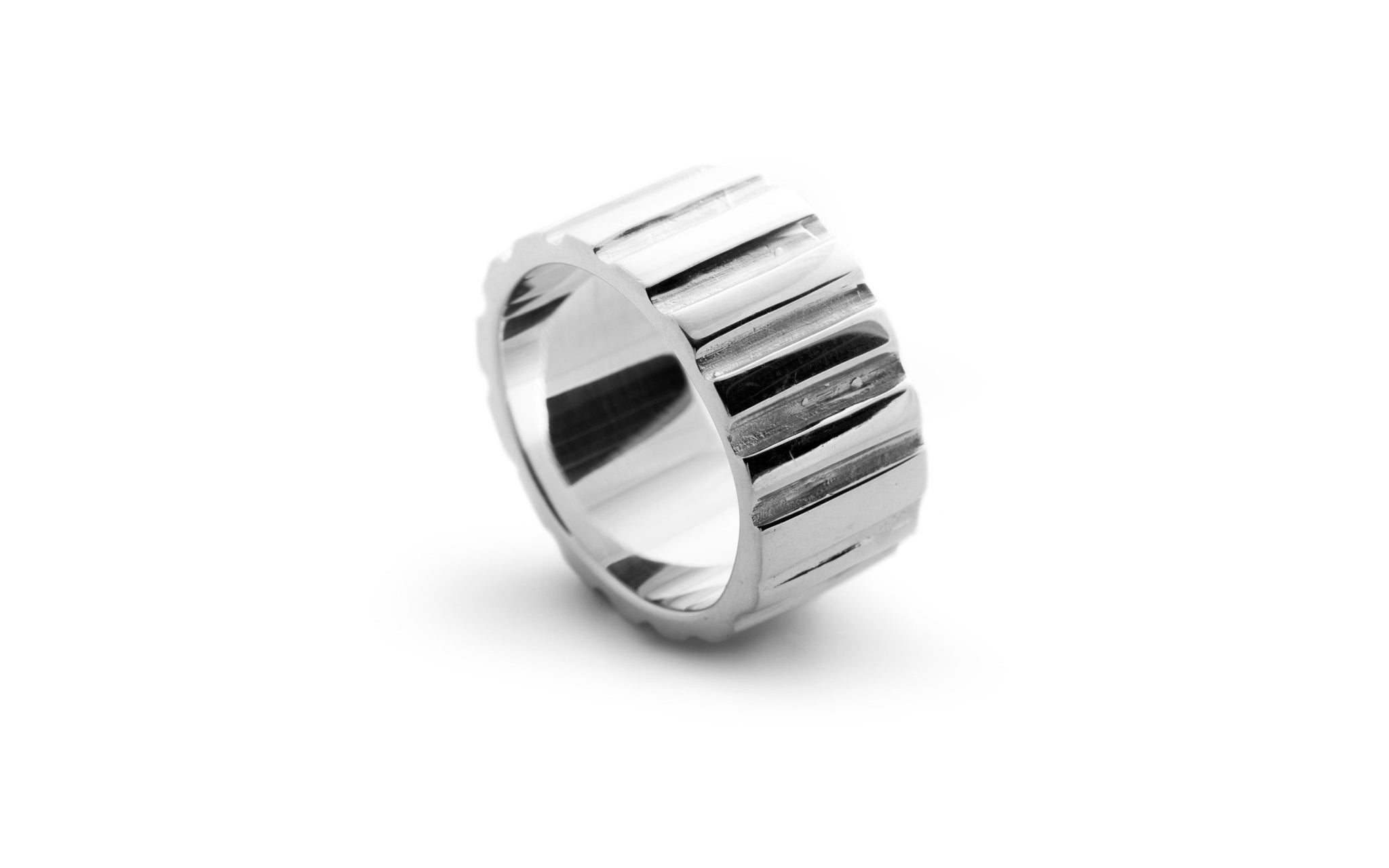 Stripes Ring