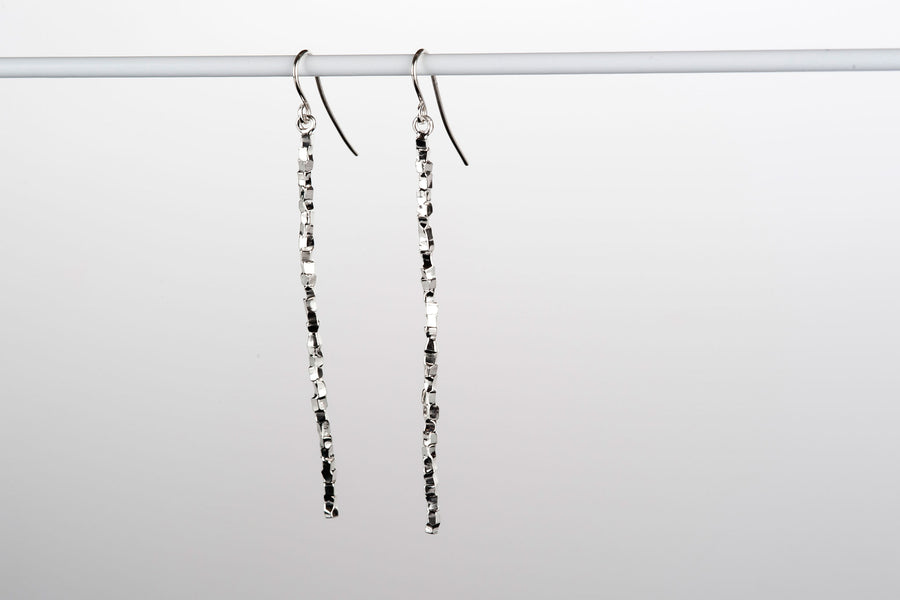 Thin Mosaic Earrings