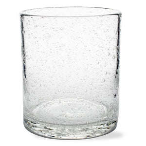 tag bubble glass double old fashioned