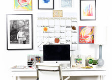 Load image into Gallery viewer, Happy Everything Magnetic Dry Erase 30in Wall Calendar