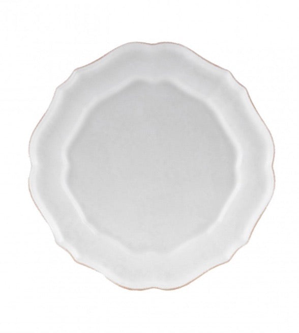 Impressions - Dinner Plate - White (IM501-WHI)