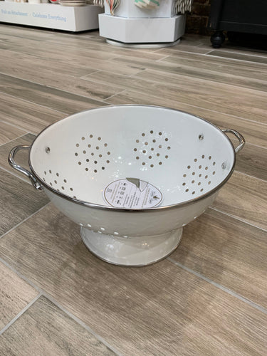 Large Colander - Golden Rabbit