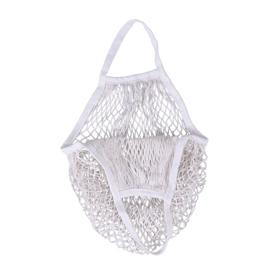 Shopping Bag Reusable Grocery Bags Beach Bags Mesh Bag - winningway