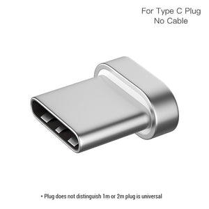 PZOZ Magnetic Cable Micro usb Type C Fast Charging Adapter Phone Microusb Type-C Magnet Charger usb c For iphone Samsung xiaomi - winningway