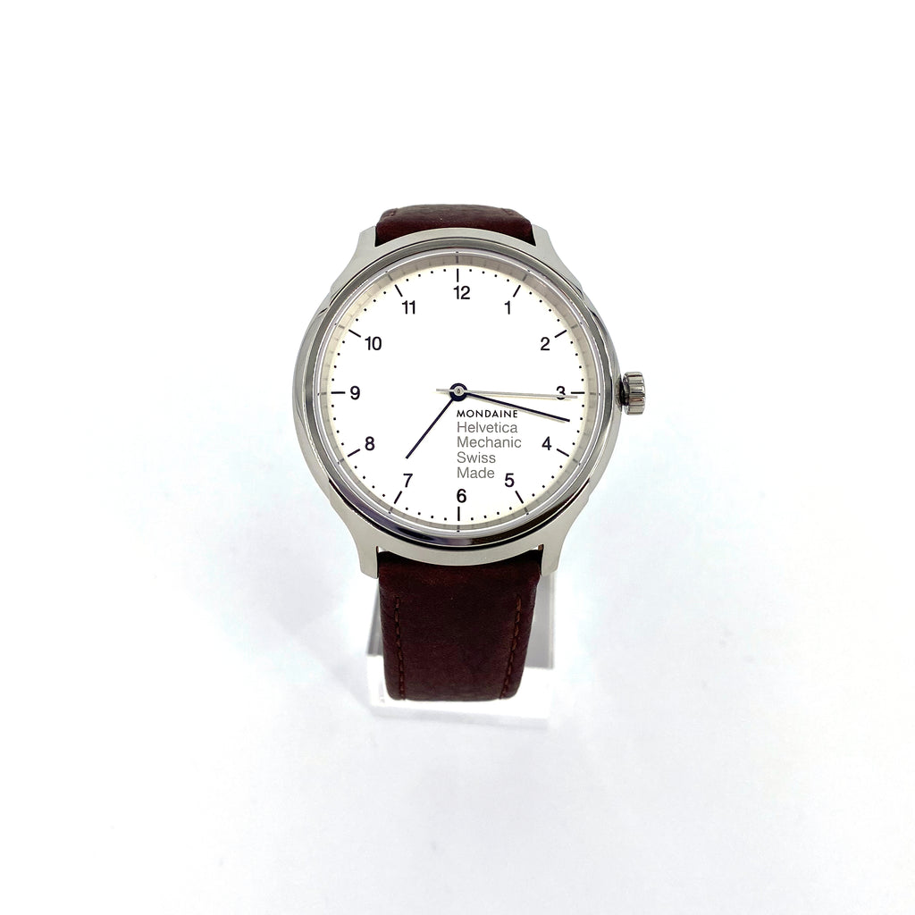 No.1 Helvetica Collection Automatic - Leonard
