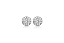 Load image into Gallery viewer, Earrings Sacile with white zirconia