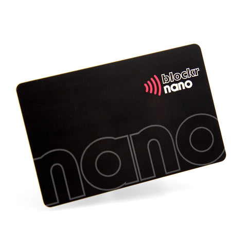 Blockr Nano RFID card protector